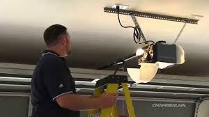 chamberlain garage door opener myqHow to program the travel on Chamberlain MyQ garage door openers
