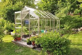 backyard greenhouse ideas