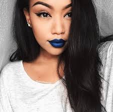 beauty trend 2016 blue lipstick rsvp