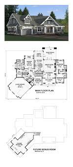 Small Four Bedroom House Plans 17 Best Ideas About Bungalow Floor Plans On Pinterest Retirement