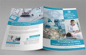 Medical Brochure Template 45 Free Psd Ai Vector Eps