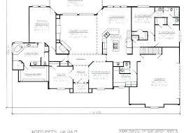 open floor plan homes. Simple Open House Plans 3 Bedroom Floor Plan With . Homes