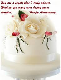 Marriage Anniversary Wishes Cake Images Best Wishes