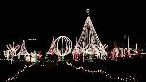 Christmas Light Displays In Raleigh Durham