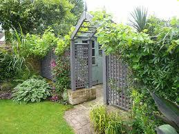 Small Picture Best 25 Garden Trellis Design 2011 Garden Trellis Design for