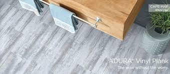 vinyl plank mannington adura luxury installation