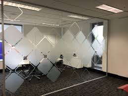 office glass frosting. Decorative Film Office Glass Frosting I