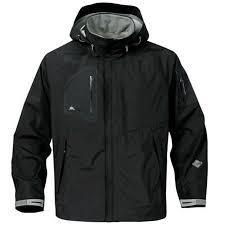Stormtech Size Chart Stormtech Mens E 1m H2xtreme Shell Jacket Black Gray Size Small