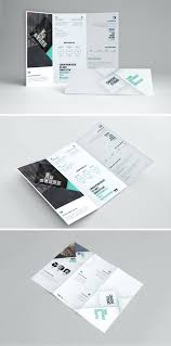 11x17 Trifold Template Free Brochure Templates For Designers To Have Flyer Free