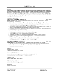 Property Manager Resumes Template For Manual Tax Lawyer Cover Letter