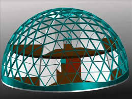 Floor Plan for a  Frequency  ft Diameter Icosahedral Geodesic    Floor Plan for a  Frequency  ft Diameter Icosahedral Geodesic Dome