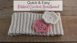 Easy Crochet Headband Pattern Magnificent Inspiration Design