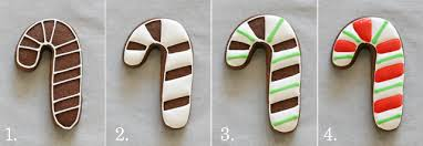 How To Decorate A Cane Peppermint Candy Decorated Cookies Glorious Treats 30