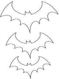 Bat Template For Halloween | Halloween | Pinterest | Bat Template ...