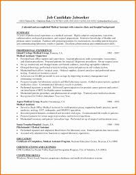 medical laboratory assistant resume medical laboratory assistant cover letter 8 medical assistant