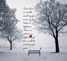 Waiting For Love Quotes Fascinating True Love Is Worth Waiting For Even If It Taken A Lifetime