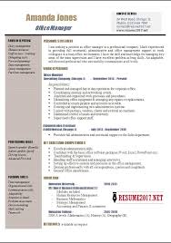 office manager resume samples 2017 resume samples office manager