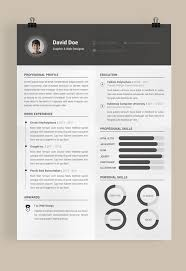 Free Resume Simple Behance Resume Template Resume Writing Guide