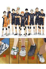 Haikyuu Height Chart Haikyuu Karasuno High School Volleyball Club Shoyo Hinata