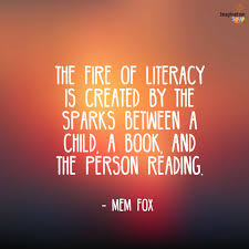 Literacy Quote Reading Activities Literacy Quotes Learning