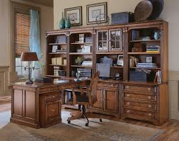 shaped home office. Hooker Furniture Shaped Home Office