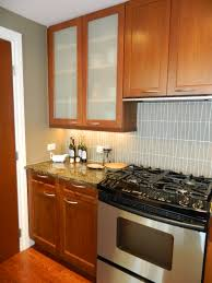 White Frosted Glass Kitchen Cabinet Doors. KITCHEN TRANSFORMATION A Goode  Touch Design Blog