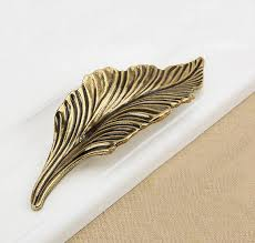 feather drawer pulls. 1.25\ feather drawer pulls
