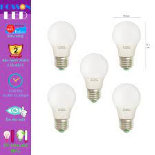 5 Bóng đèn Led 5w A50 tròn bup bulb kín chống nước tiết kiệm điện siêu sáng  Posson LB-H5x - P674729   Sàn thương mại điện tử của khách hàng Viettelpost