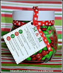 Home seasonal 2020 christmas gift an m&m christmas, free printable poem. M M Christmas Poem Candy Jars 5 Minute Christmas Craft
