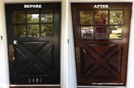 how to refinish front doorRefinishing Doors  Refinishing Wood Entry Doors And Garage Doors