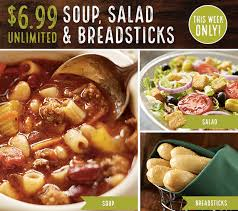 this is one of my favorite deals olive garden