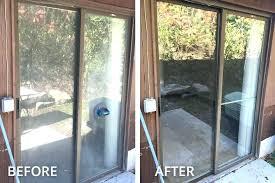 patio door track repair patio sliding door track slide glass sliding patio door threshold repair kit