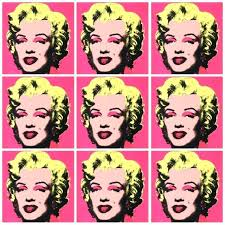 marilyn monroe pop art fantastic marilyn monroe pop art collage canvas 3 l picture 76x76 andy