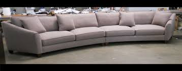 Furniture: Circular Sectional Sofa Sale With Curved Couches Pertaining To  Semi Circular Sectional Sofas (
