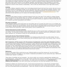 Sample Resume For Part Time Job College Student Inspirationa Sample ...