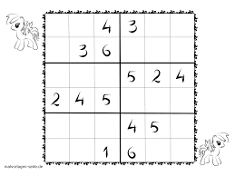 Sudoku Template Download And Print Sudoku Templates For Kids 6x6 For Free