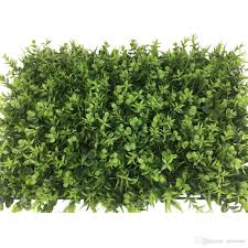 best quality green wall uv artificial grass turf indoor outdoor 60cmx40cm fake grass decoration boxwood natural realistic looking garden lawn 125 8016 at