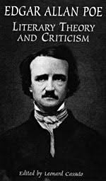 leonard cassuto edgar allan poe literary theory and criticism edgar allan poe literary theory and criticism