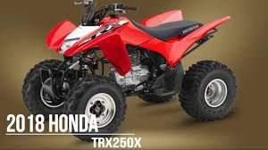 2018 honda 250x. Beautiful 250x 2018 Honda TRX250X Atv Full Review With Honda 250x E