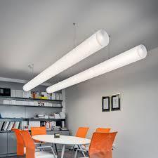Hanging Fluorescent Light Tube Hanging Light Fixture Led Fluorescent Linear Tube