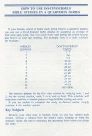 Jensen Bible Study Charts Irving L Jensen Collection 23 Vols