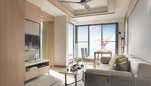 Living Room Bedroom One Bedroom Suite Amari Phuket