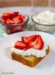 Strawberry Shortcake Pound Cake Brunchweek The Redhead Baker