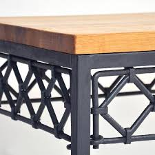 wood and wrought iron furniture. Iron Table Art Furniture Wood And Wrought O