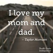 Love Dad Quotes Inspiration Love Quotes On Mom And Dad Hover Me