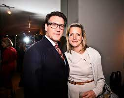 Michael Bruno (1stdibs.com) and Amy Todd Middleton (Sotheb…   Flickr