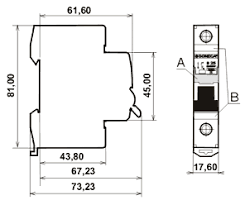 Miniature Circuit Breakers Mcb Bonega P E P Technical