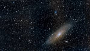 No Light Pollution I Imaged The Andromeda Galaxy From A Light Pollution Red