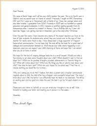Teacher Introduction Letter To Parents Sample Careyhead Me