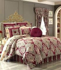 red and black comforter queen quilt sets medium size of marimekko unikko set king que